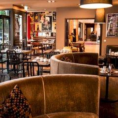 Adina Apartment Hotel Berlin CheckPoint Charlie кофейня