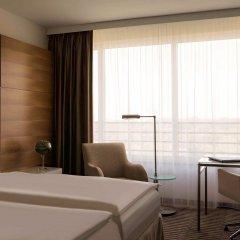 Отель Pullman Berlin Schweizerhof 5* Улучшенный номер с различными типами кроватей фото 3