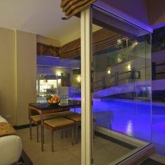 Отель Two Seasons Boracay Resort 3* Семейный люкс с двуспальной кроватью