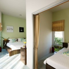 Foresta Boutique Resort & Hotel 3* Стандартный семейный номер с 2 отдельными кроватями