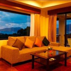 Отель Baan Yuree Resort and Spa комната для гостей фото 15