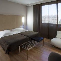 Отель Barceló Valencia 4* Улучшенный номер с различными типами кроватей фото 2