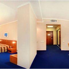 Гостиница Новинка 3* Номер Делюкс с различными типами кроватей фото 2