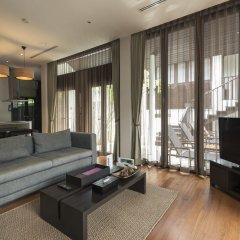 Отель The Sea Koh Samui Boutique Resort & Residences Самуи жилая площадь фото 5