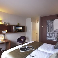 Отель Citadines Les Halles Paris комната для гостей фото 9