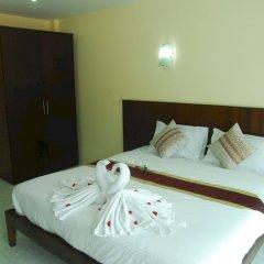 Отель Patong Palm Guesthouse комната для гостей фото 9