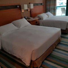 Отель Hilton Dubai Jumeirah 5* Номер Делюкс с 2 отдельными кроватями фото 3