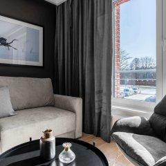 Отель Apartamenty Apartinfo Old Town Улучшенные апартаменты
