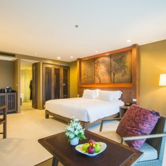 Отель Sunsuri Phuket 5* Номер Делюкс с различными типами кроватей фото 7