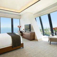 Отель Fairmont Baku at the Flame Towers 5* Люкс с различными типами кроватей фото 3