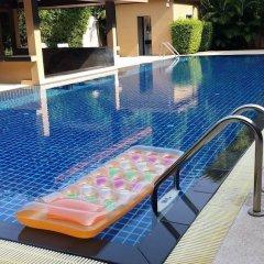 Nai Yang Beach Hotel открытый бассейн фото 2