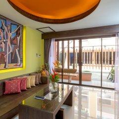Отель Naina Resort & Spa 4* Стандартный номер разные типы кроватей фото 3