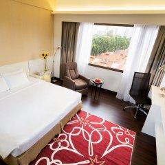 Village Hotel Bugis 4* Номер Делюкс с различными типами кроватей фото 7
