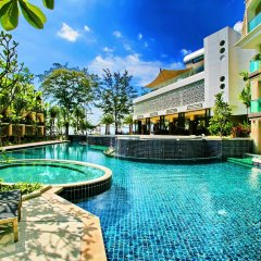 Отель Phuket Graceland Resort And Spa бассейн фото 2