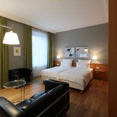 Design Hotel Stadt Rosenheim 3* Полулюкс разные типы кроватей