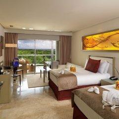 Отель Paradisus Playa del Carmen La Esmeralda All Inclusive 4* Полулюкс с различными типами кроватей