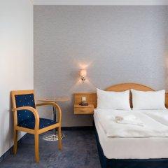 Novum Hotel Golden Park Budapest 4* Стандартный номер с двуспальной кроватью