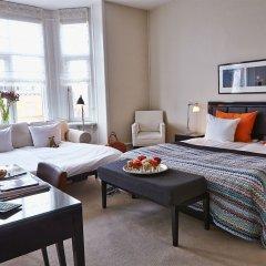 Avenue Hotel Copenhagen 3* Полулюкс с разными типами кроватей