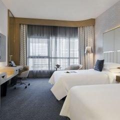 Отель Pearl Rotana Capital Centre 4* Стандартный номер с различными типами кроватей