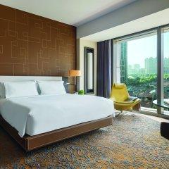 Отель The Langham, Shanghai, Xintiandi комната для гостей фото 3