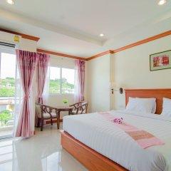 Отель Phaithong Sotel Resort 3* Улучшенный номер с различными типами кроватей фото 3