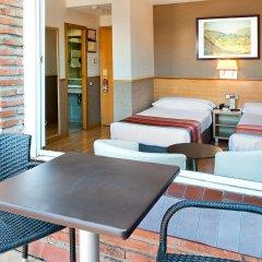 Отель Catalonia Park Güell 3* Стандартный номер с различными типами кроватей фото 8