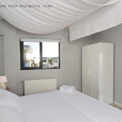 Апартаменты Live in Athens, short stay apartments Люкс с различными типами кроватей