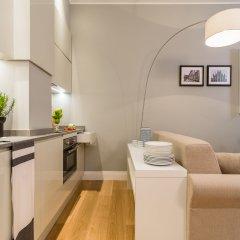 Апартаменты Hintown Apartments Montenapoleone Милан гостиная фото 2