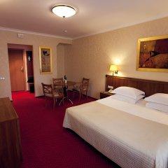 Гостиница Делис 3* Улучшенный номер с различными типами кроватей