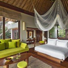 Отель Six Senses Samui Вилла с различными типами кроватей фото 3