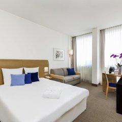 Отель Novotel Budapest Danube 4* Представительский номер с различными типами кроватей