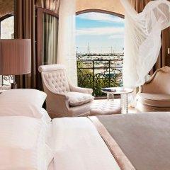 Отель Wyndham Grand Istanbul Kalamis Marina 5* Номер Делюкс с различными типами кроватей фото 5