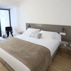 Отель Apartaments Plaça del Vi Улучшенные апартаменты с различными типами кроватей
