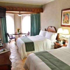 Hotel Plaza Del Libertador 3* Стандартный номер с различными типами кроватей фото 2