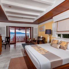 Отель Thavorn Beach Village Resort & Spa Phuket 4* Стандартный номер с различными типами кроватей фото 4