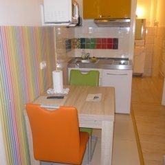 Отель Amber Gardenview Studios мини-кухня в номере фото 3