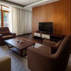 Гостиница Сочи Марриотт Красная Поляна 5* Люкс повышенной комфортности с разными типами кроватей