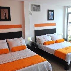 Hotel Colours 2* Стандартный номер с 2 отдельными кроватями