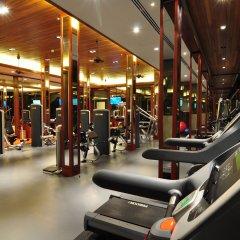 Отель Andara Resort Villas гимнастика