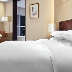 Sheraton Guangzhou Hotel 5* Номер Делюкс с различными типами кроватей