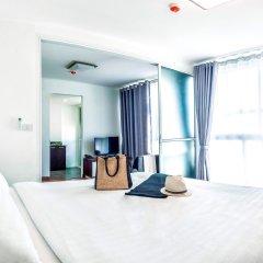 Отель The Wide Condotel Phuket Улучшенный номер