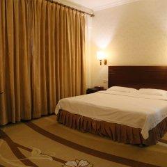 Pazhou Hotel 3* Номер Бизнес с двуспальной кроватью