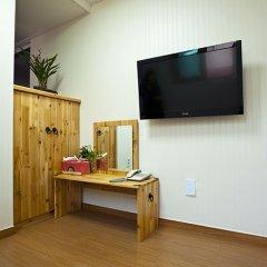 Отель Myeongdong ECO House 2* Стандартный номер с различными типами кроватей