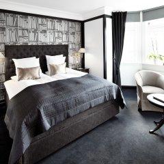 First Hotel Kong Frederik 4* Представительский номер с двуспальной кроватью