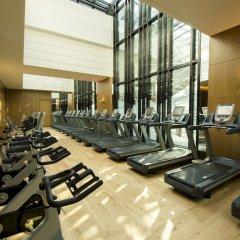 Отель Conrad Seoul гимнастика