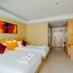 Aspery Hotel 3* Улучшенный номер с различными типами кроватей фото 2