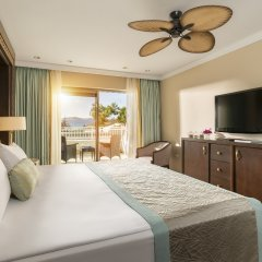 Отель Rixos Premium Bodrum - All Inclusive 5* Люкс повышенной комфортности разные типы кроватей
