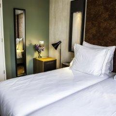 Hotel De Hallen 4* Стандартный номер с различными типами кроватей фото 2