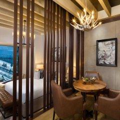 Отель Kempinski Mall Of The Emirates 5* Шале с различными типами кроватей фото 7