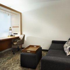 Отель SpringHill Suites by Marriott Columbus OSU 3* Студия с различными типами кроватей